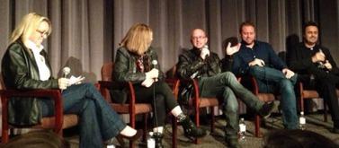 HOMELAND Season 3 Panel- Executive Producer & Director Lesli Linka Glatter, David Klein, ASC, Composer Sean Callery & Editor Joe Hobeck